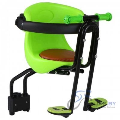 Велокресло (велосиденье) детское на раму мод 150