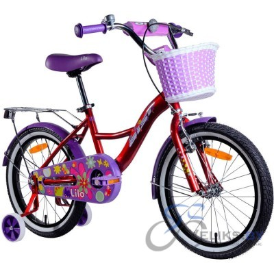 "Велосипед детский Aist Lilo 18"""