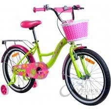 "Велосипед детский Aist Lilo 20"""