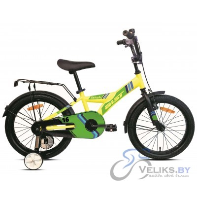 "Велосипед детский Aist Stitch 16"""