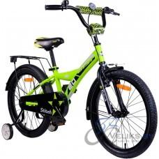 "Велосипед детский Aist Stitch 20"""