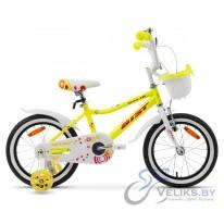 "Велосипед детский Aist Wiki 16"""