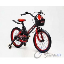 """Велосипед детский Delta Prestige 14"""" + шлем"""