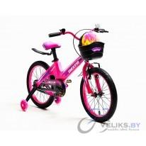 """Велосипед детский Delta Prestige 16"""" + шлем"""