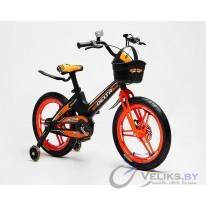 """Велосипед детский Delta Prestige 18"""" D + шлем"""