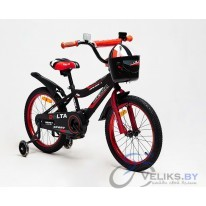 "Велосипед детский Delta Sport 14"" + шлем"