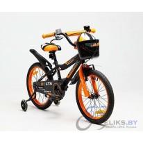 "Велосипед детский Delta Sport 18"" + шлем"
