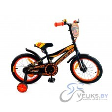 """Велосипед детский Favorit Biker 16"""""""