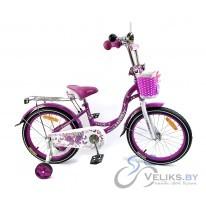 "Велосипед детский Favorit Butterfly 16"""