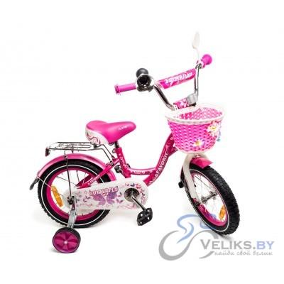 "Велосипед детский Favorit Butterfly 14"""