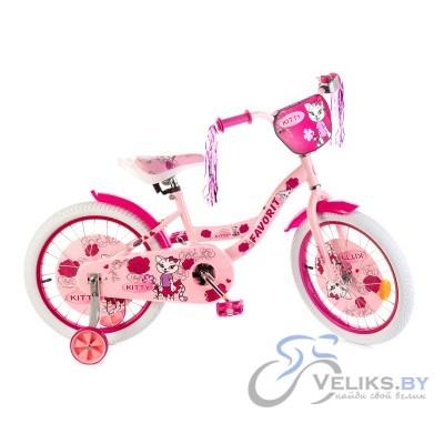 """Велосипед детский Favorit Kitty 14"""""""