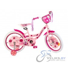"""Велосипед детский Favorit Kitty 16"""""""