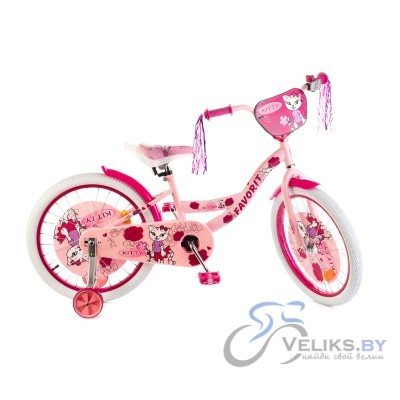 "Велосипед детский Favorit Butterfly 20"""