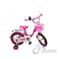 """Велосипед детский Favorit Lady 14"""""""
