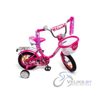 """Велосипед детский Favorit Lady 12"""""""