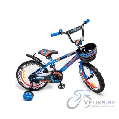"""Велосипед детский Favorit Sport 16"""""""