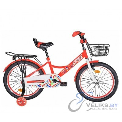 "Велосипед детский Krakken Spike 16"""
