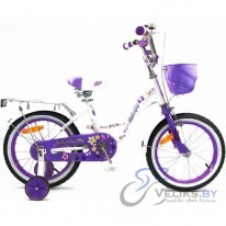 "Велосипед детский Magnum Butterfly 16"""