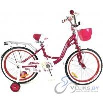"Велосипед детский Magnum Butterfly 18"""