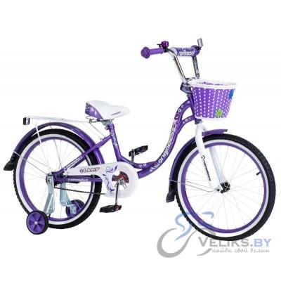 "Велосипед детский Nameless Lady 18"""