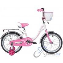 "Велосипед детский Novatrack Butterfly 16"""