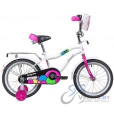 """Велосипед детский Novatrack Candy 16"""""""