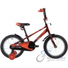 "Велосипед детский Novatrack Extreme 16"""