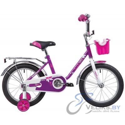 "Велосипед детский Novatrack Maple 16"""