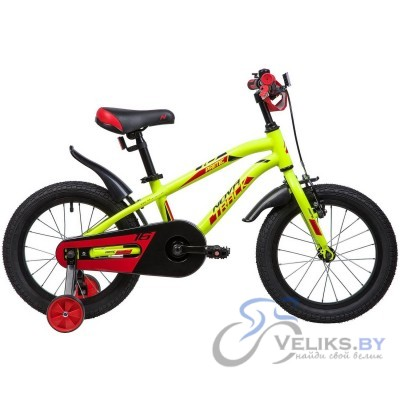 "Велосипед детский Novatrack Prime 16"""