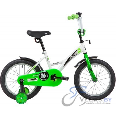 """Велосипед детский Novatrack Strike 16"""""""