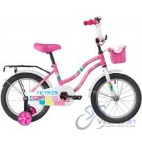 """Велосипед детский Novatrack Tetris 16"""""""