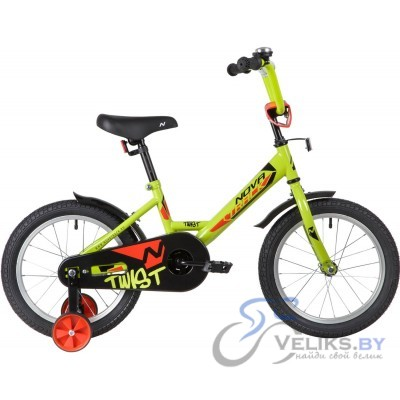 """Велосипед детский Novatrack Twist 16"""""""
