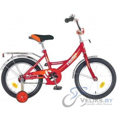 """Велосипед детский Novatrack Vector 16"""""""