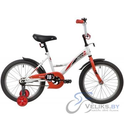 """Велосипед детский Novatrack Strike 18"""""""