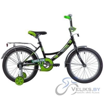 """Велосипед детский Novatrack Urban 18"""""""