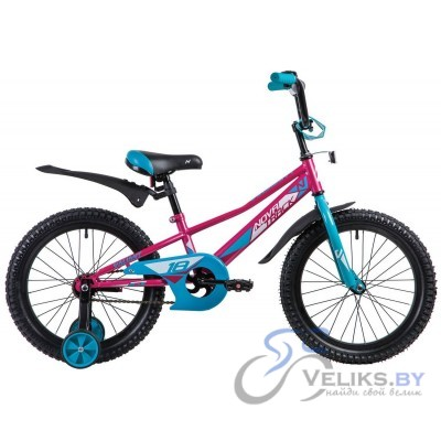 "Велосипед детский Novatrack Valiant 18"""
