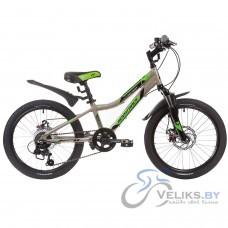 """Велосипед подростковый Novatrack Action 20"""" Disc"""