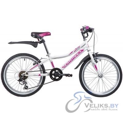 """Велосипед подростковый Novatrack Alice 20"""""""
