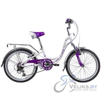 """Велосипед подростковый Novatrack Butterfly 20"""""""