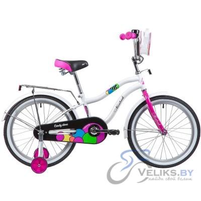 """Велосипед детский Novatrack Candy 20"""""""