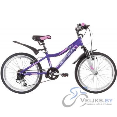 """Велосипед подростковый Novatrack Novara 20"""""""