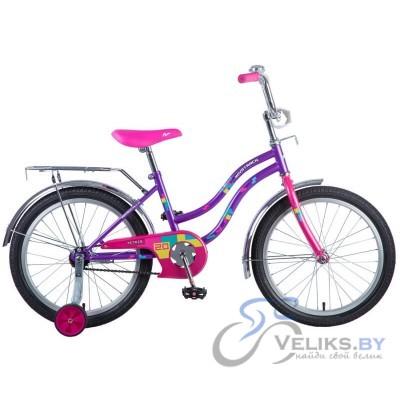 """Велосипед детский Novatrack Tetris 20"""""""