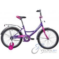 """Велосипед детский Novatrack Vector 20"""""""