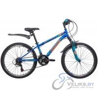 """Велосипед подростковый Novatrack Action 24"""""""