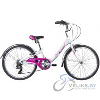 """Велосипед подростковый Novatrack Ancona 24"""""""