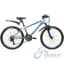 """Велосипед подростковый Novatrack Lumen 24"""""""