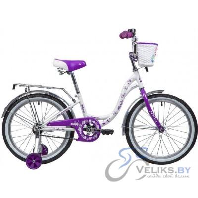 "Велосипед детский Novatrack Butterfly 20"""