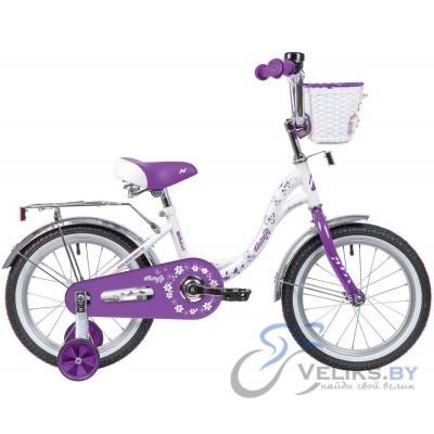 "Велосипед детский Novatrack Butterfly 14"""
