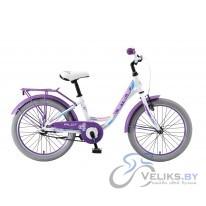 """Велосипед подростковый Stels Pilot 250 Lady 20"""" V010"""