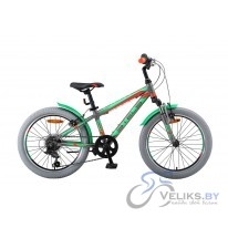 """Велосипед подростковый Stels Pilot 260 Gent 20"""" V010"""